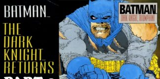 Cartoonist Kayfabe: Batman Dark Knight Returns Issue 2, Kayfabe Commentary
