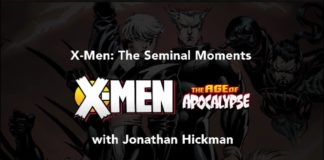 X-Men Seminal Moments: Jonathan Hickman and The Age of Apocalypse