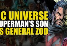Comics Explained – Superman's son vs General Zod: Superman Unity Saga: Part 5