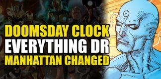 Comics Explained – Everything Dr Manhattan Changed (Doomsday Clock Part 10)