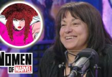 Two-Minutes With Ann Nocenti, The Creator Of Typhoid Mary