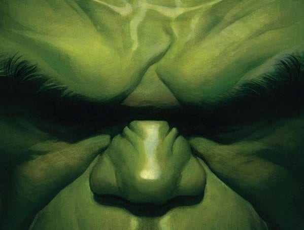 IMMORTAL HULK #18 comic book cover