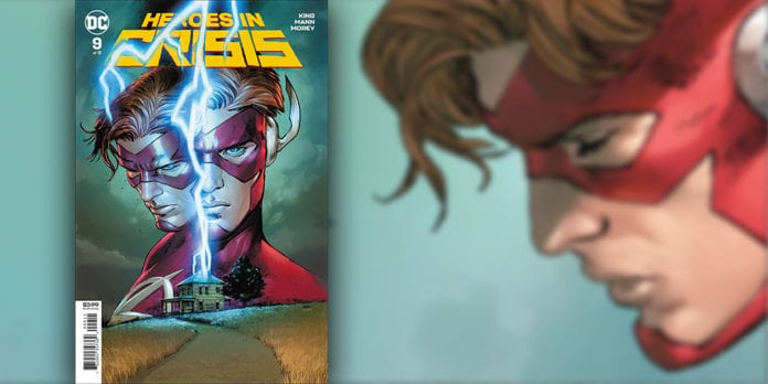Review: HEROES IN CRISIS #9 - How Does Tom King Wrap Up His Epic?