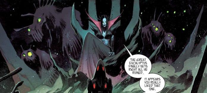 "BLACK SCIENCE #40 ""Remender and Scalera should do comics together forever."" 4"