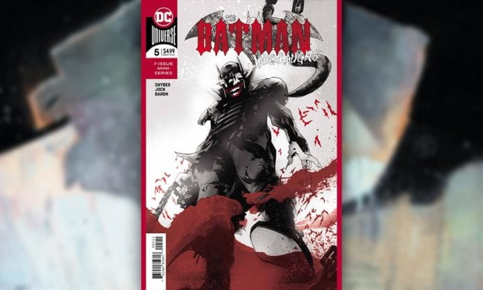 Review: THE BATMAN WHO LAUGHS #5 - Did Gotham Just Lose Its Soul?