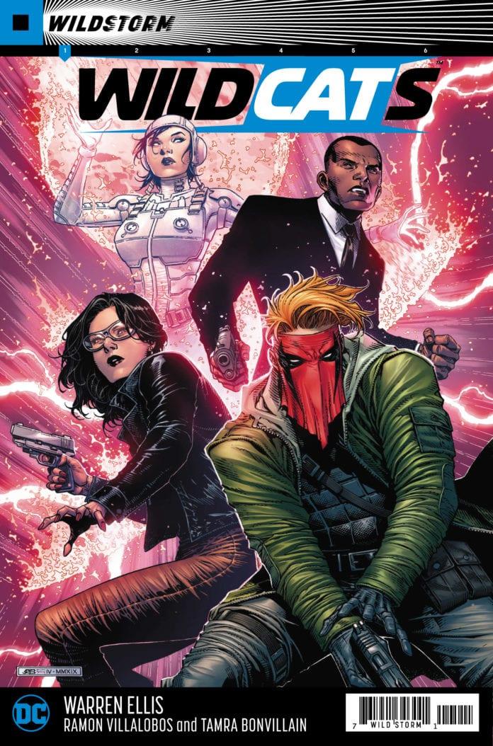 Warren Ellis Relaunches WILDCATS For DC Comics