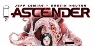 ASCENDER #2 cover art