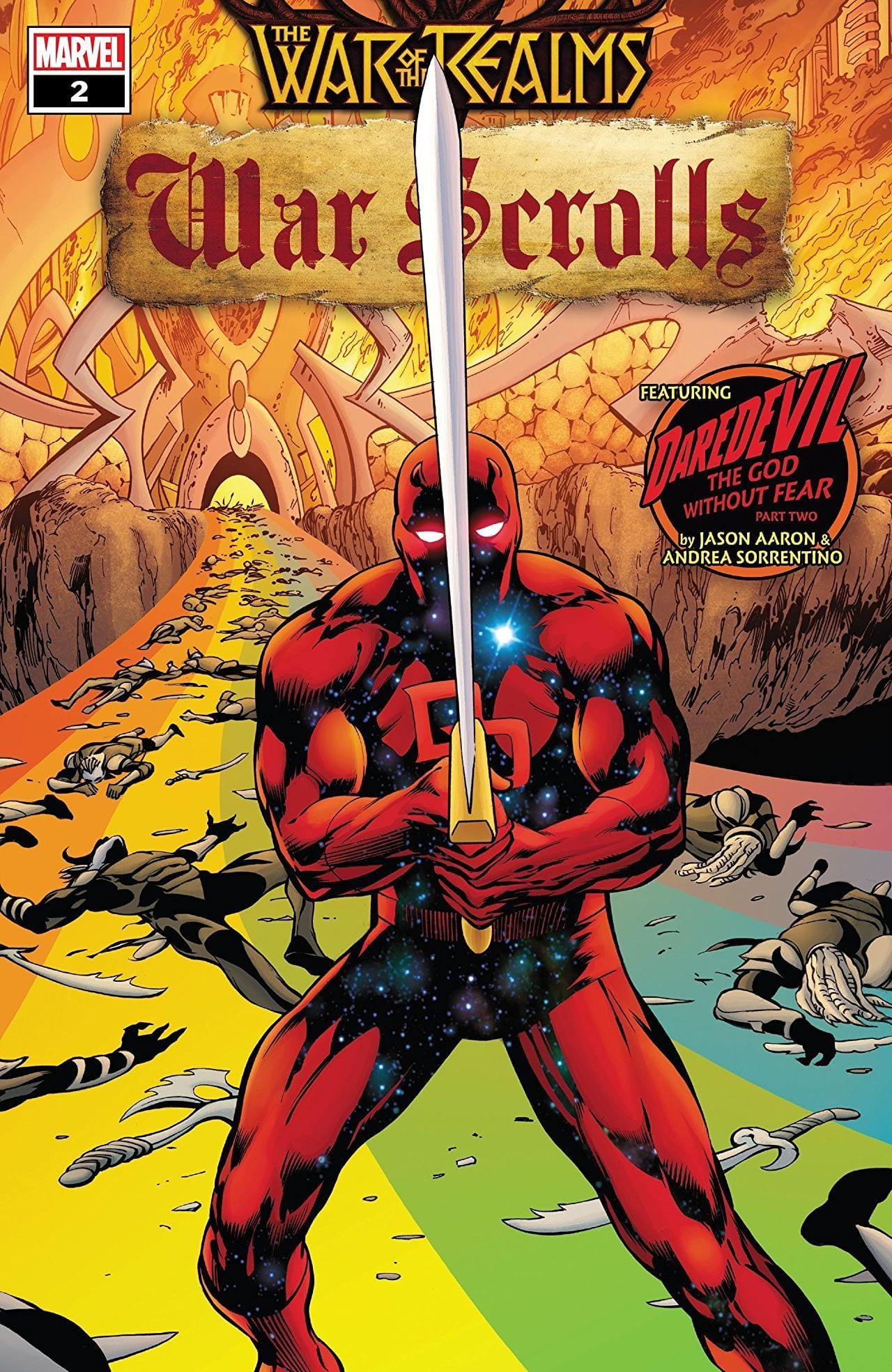 War Of The Realms: War Scrolls