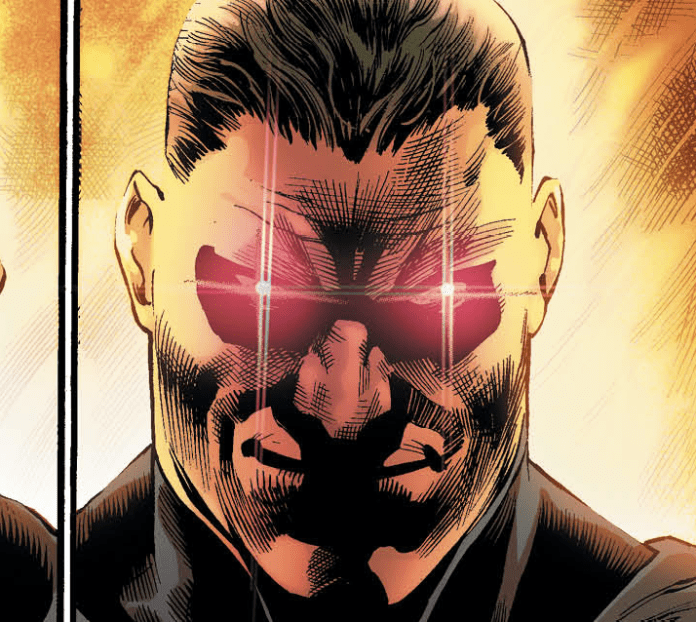 Review: Overman Fights For The Reich in FREEDOM FIGHTERS #6 1