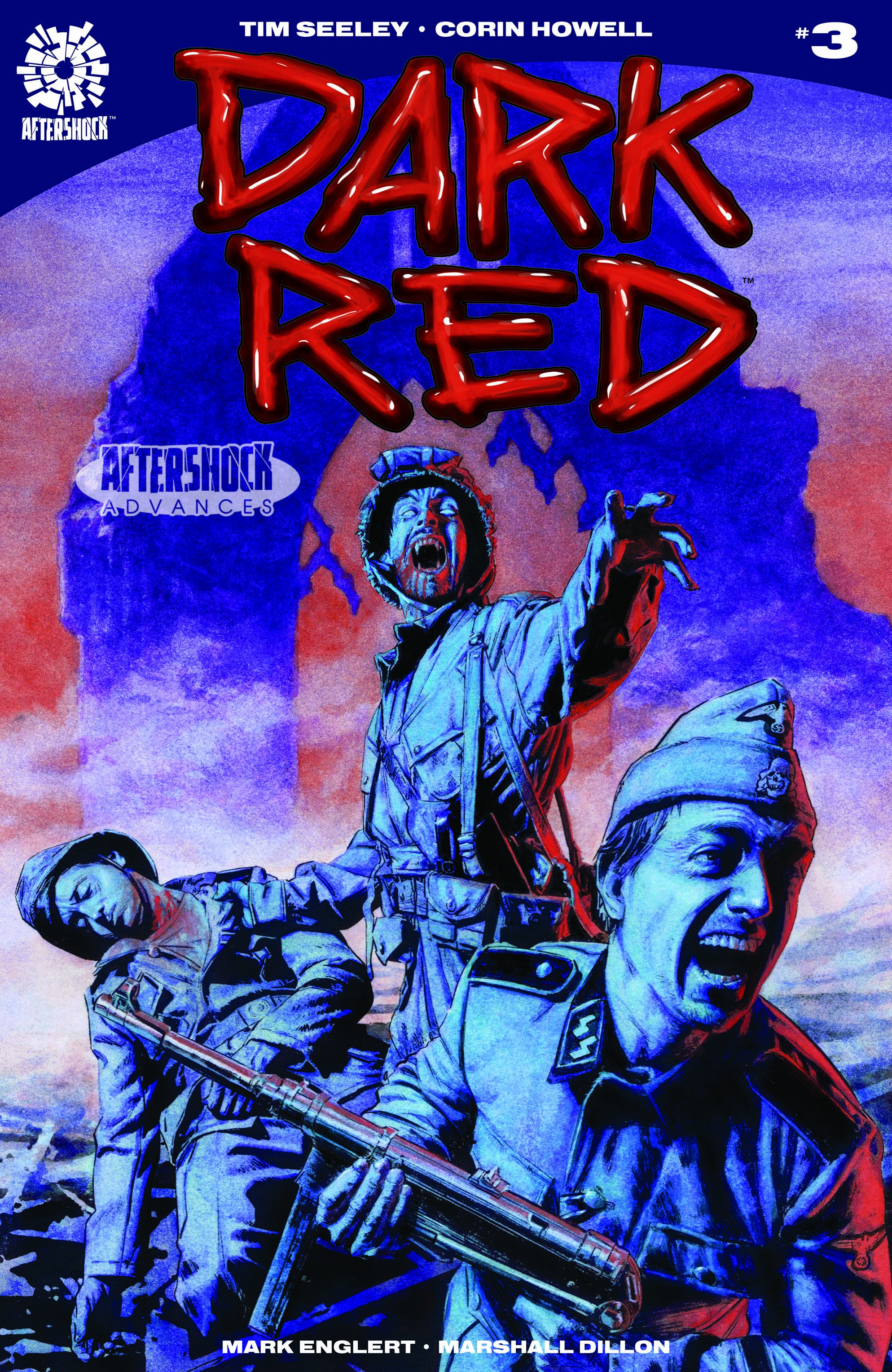 Exclusive AfterShock Preview: DARK RED #3 By Tim Seeley & Corin Powell
