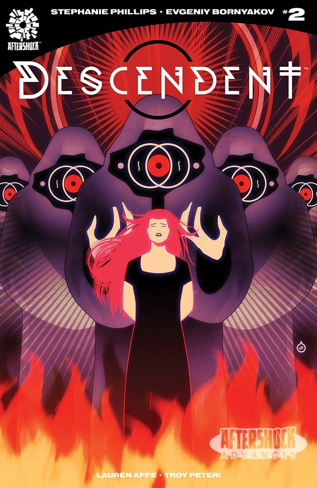 DESCENDENT #2: AfterShock Exclusive Preview