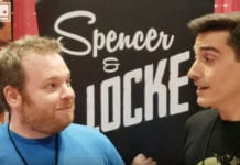 david pepose interview about spencer & locke, going to the chapel, and tips for aspiring comics writers