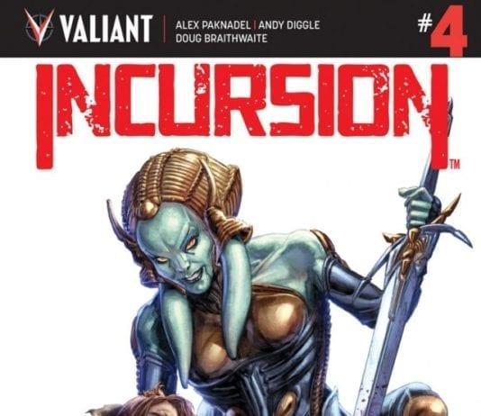 INCURSION #4 cover A artwork