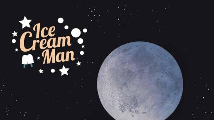 ICE CREAM MAN #12 cover