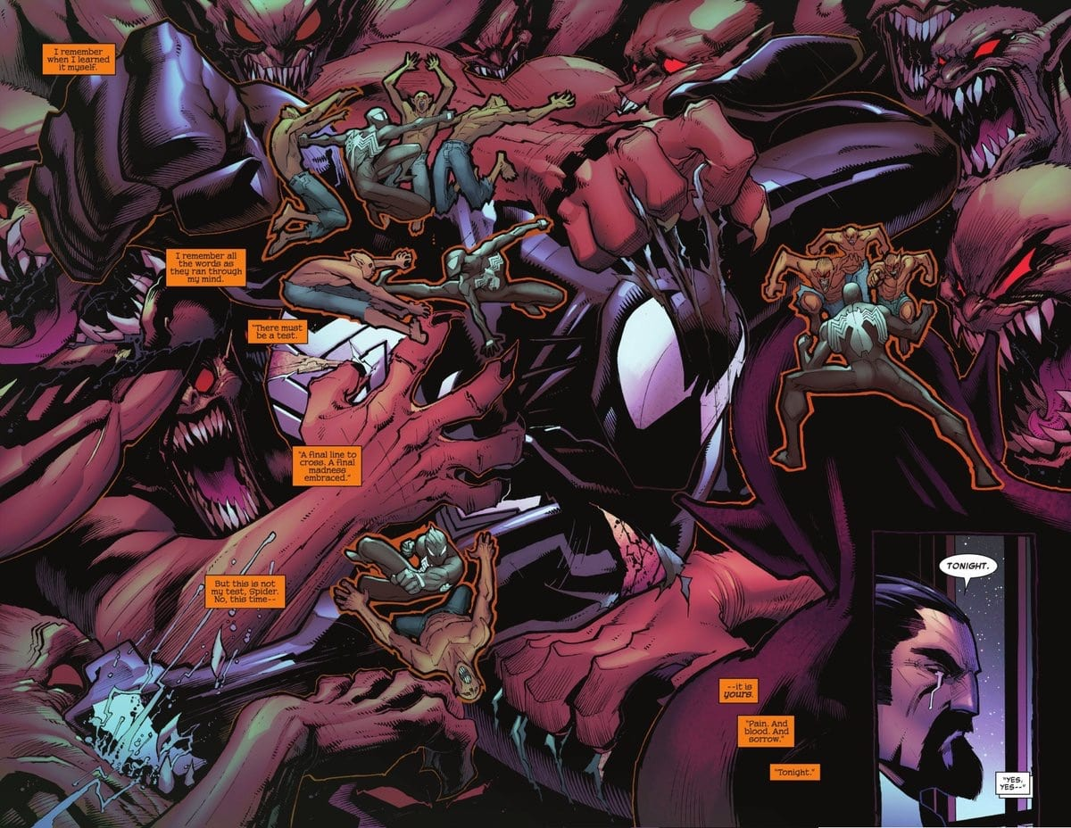 AMAZING SPIDER-MAN #21 - Lizards And Vultures And Vermin, Oh My! 3