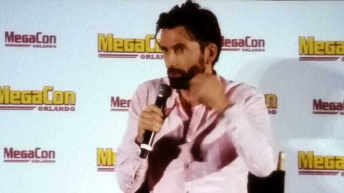 MEGACON 2019: David Tennant on Nerd Culture, DOCTOR WHO's Future, and Sexy Pants 1