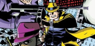 DICK TRACY FOREVER #2, Fast Fists and Future Tech