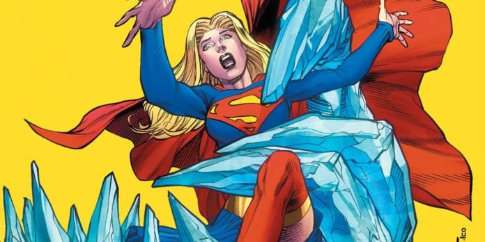 DC Comics Exclusive Preview: SUPERGIRL #30 4