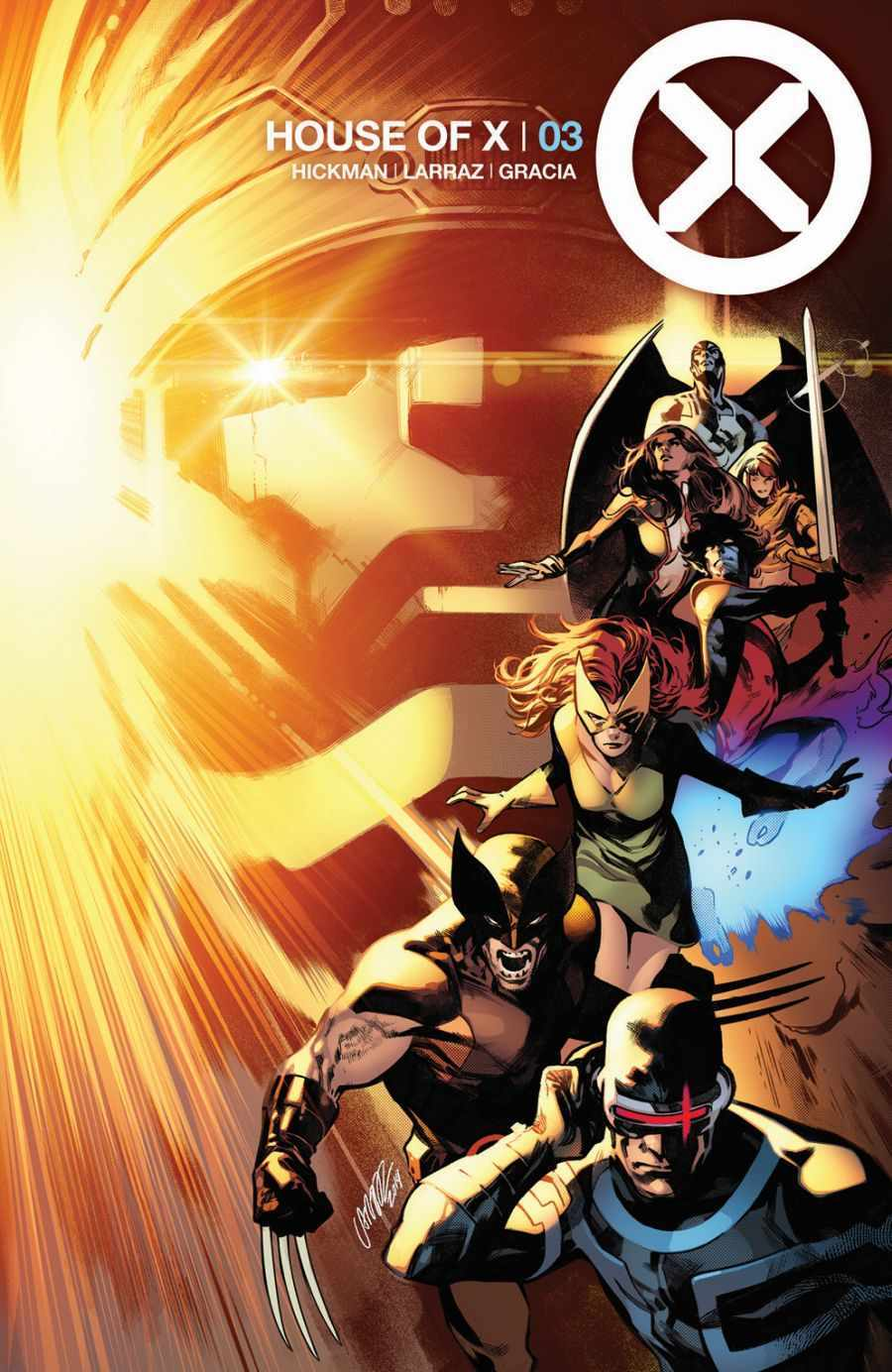 hickman house of x