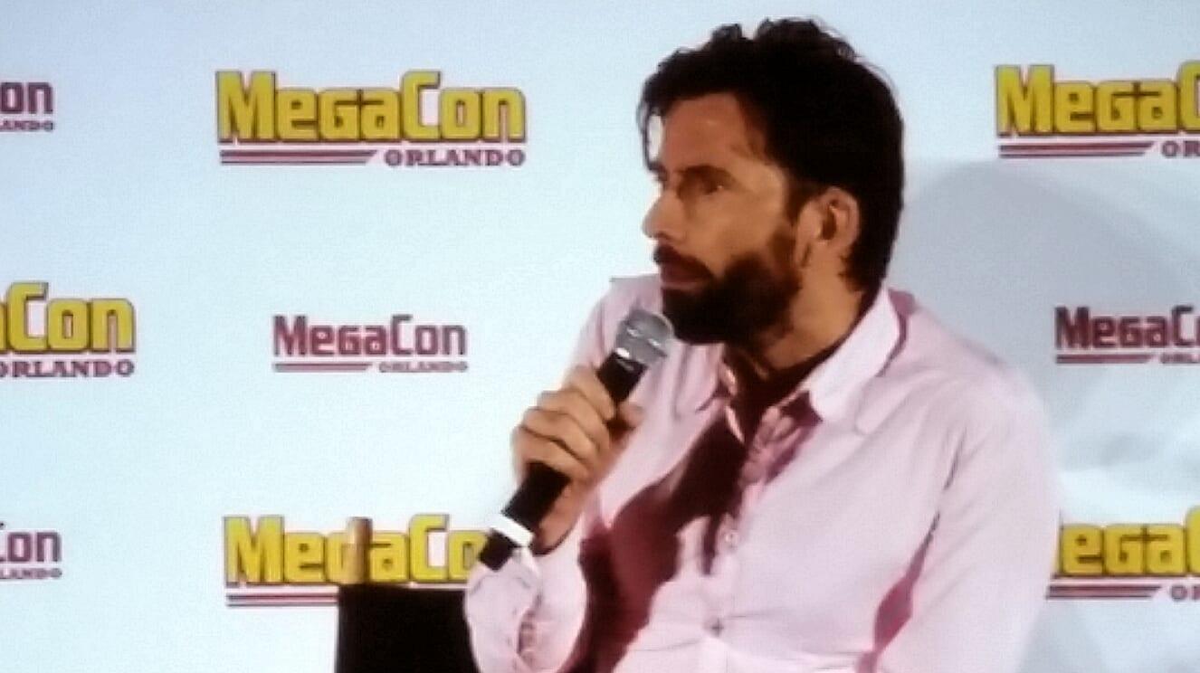 David Tennant at Megacon 2019