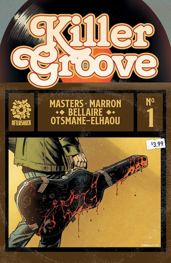 Killer Groove Cover art