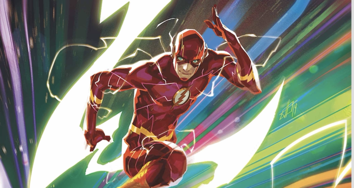 Review: Year One Begins in THE FLASH #70 1