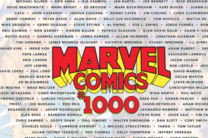 'Marvel Comics' #1000: What We Know So Far 5