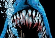 Aquaman and Mother Shark
