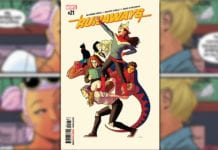 Marvel Comics Exclusive Preview: RUNAWAYS #21