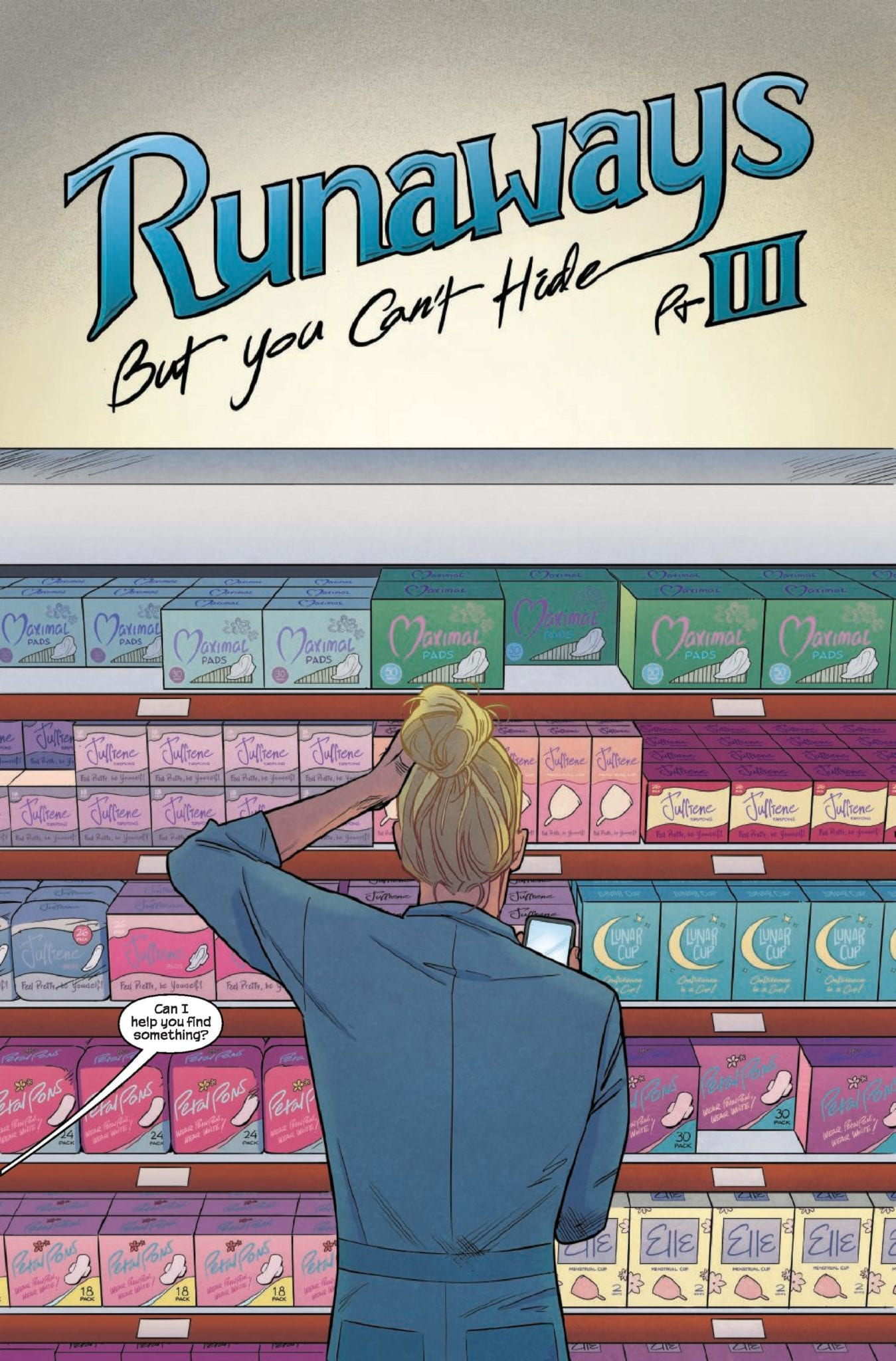 Marvel Comics Exclusive Preview: RUNAWAYS #21 3