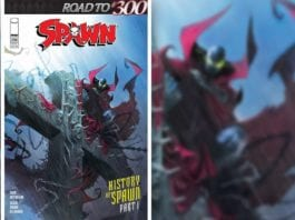 Review- SPAWN #296 - Todd McFarlane Takes Us Down Memory Lane