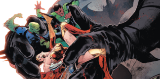 Justice League #24 Review Header