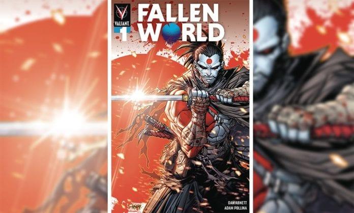 Fallen World #1