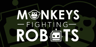 Monkeys Fighting Robots featured Image