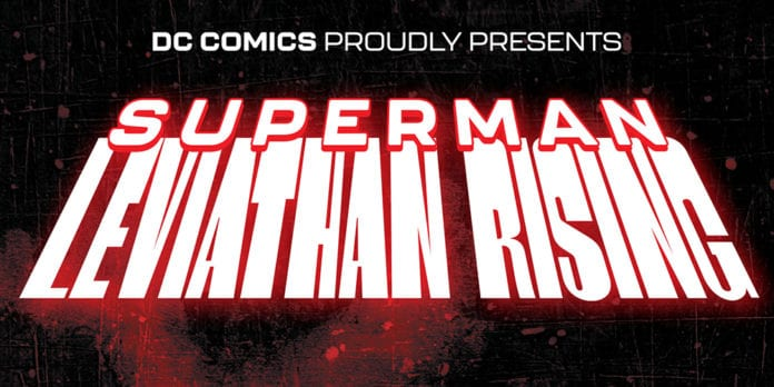 Review • SUPERMAN: LEVIATHAN RISING SPECIAL #1 Will Define Brian Michael Bendis' Run