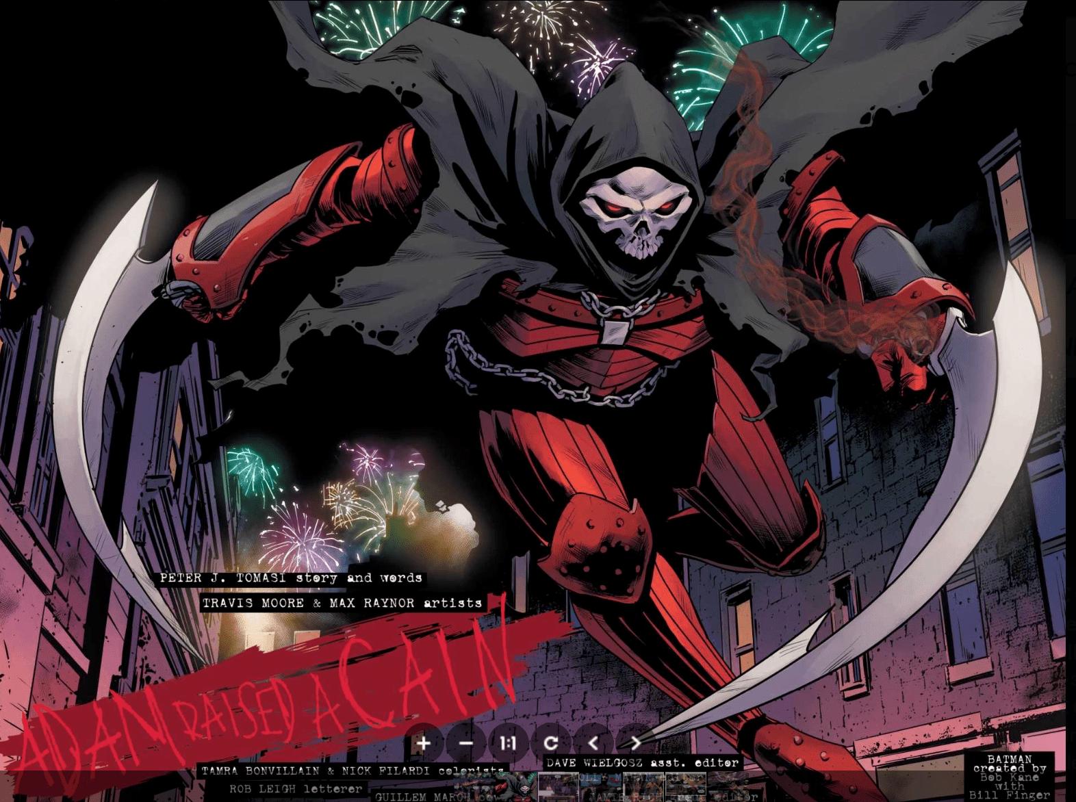 The Reaper, Batman, Detective Comics Annual #2
