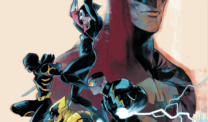 Review: BATMAN AND THE OUTSIDERS #2 Focuses on the New Characters 1