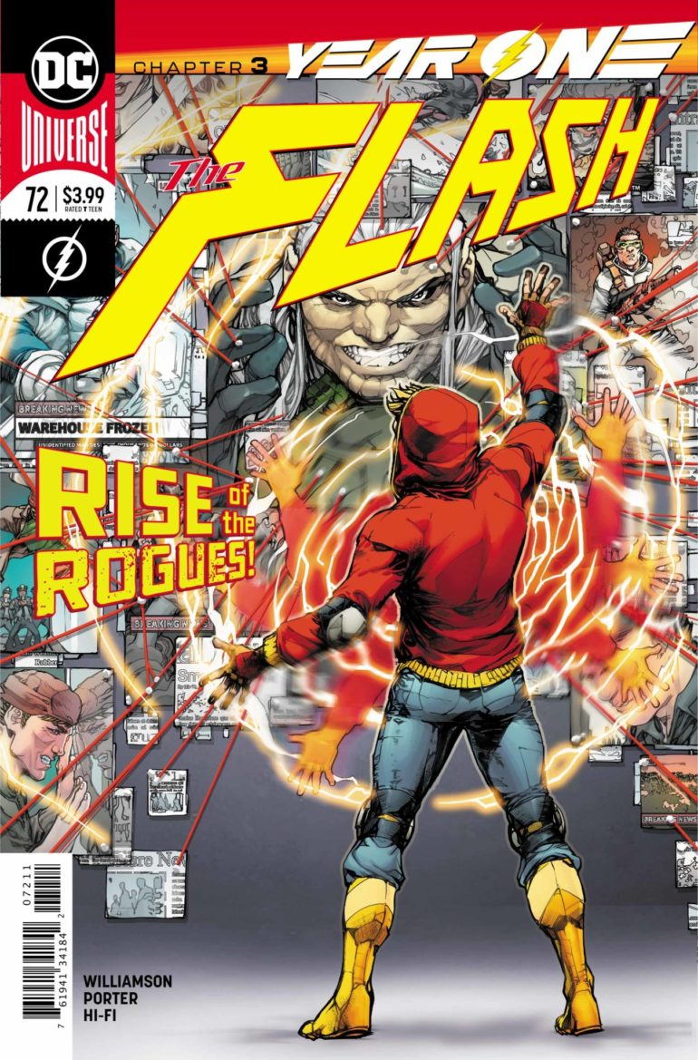 Flash 72 Cover