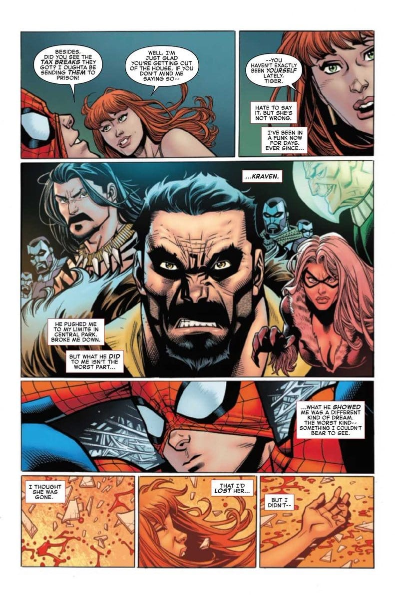 AMAZING SPIDER-MAN #24: New Villain On The Rise 2