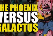 Comics Explained – The Phoenix Versus Galactus (Excalibur #61)