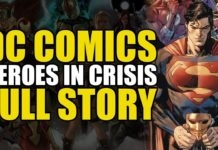 Comics Explained – Heroes In Crisis: Full Story | Comics Explained