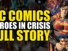 Comics Explained – Heroes In Crisis: Full Story   Comics Explained