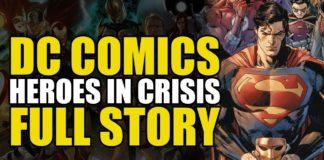 Comics Explained – Heroes In Crisis: Full Story | Comics Explained