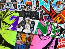 Cartoonist Kayfabe: Making Zines