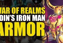 Comics Explained – War of The Realms Part 4: Odin's Iron Man Armor | Comics Explained