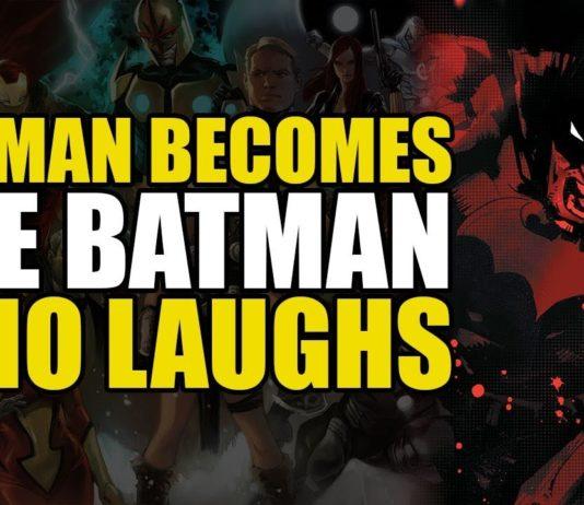 Comics Explained – The Batman Who Laughs Part 6: Batman Becomes The Batman Who Laughs   Comics Explained