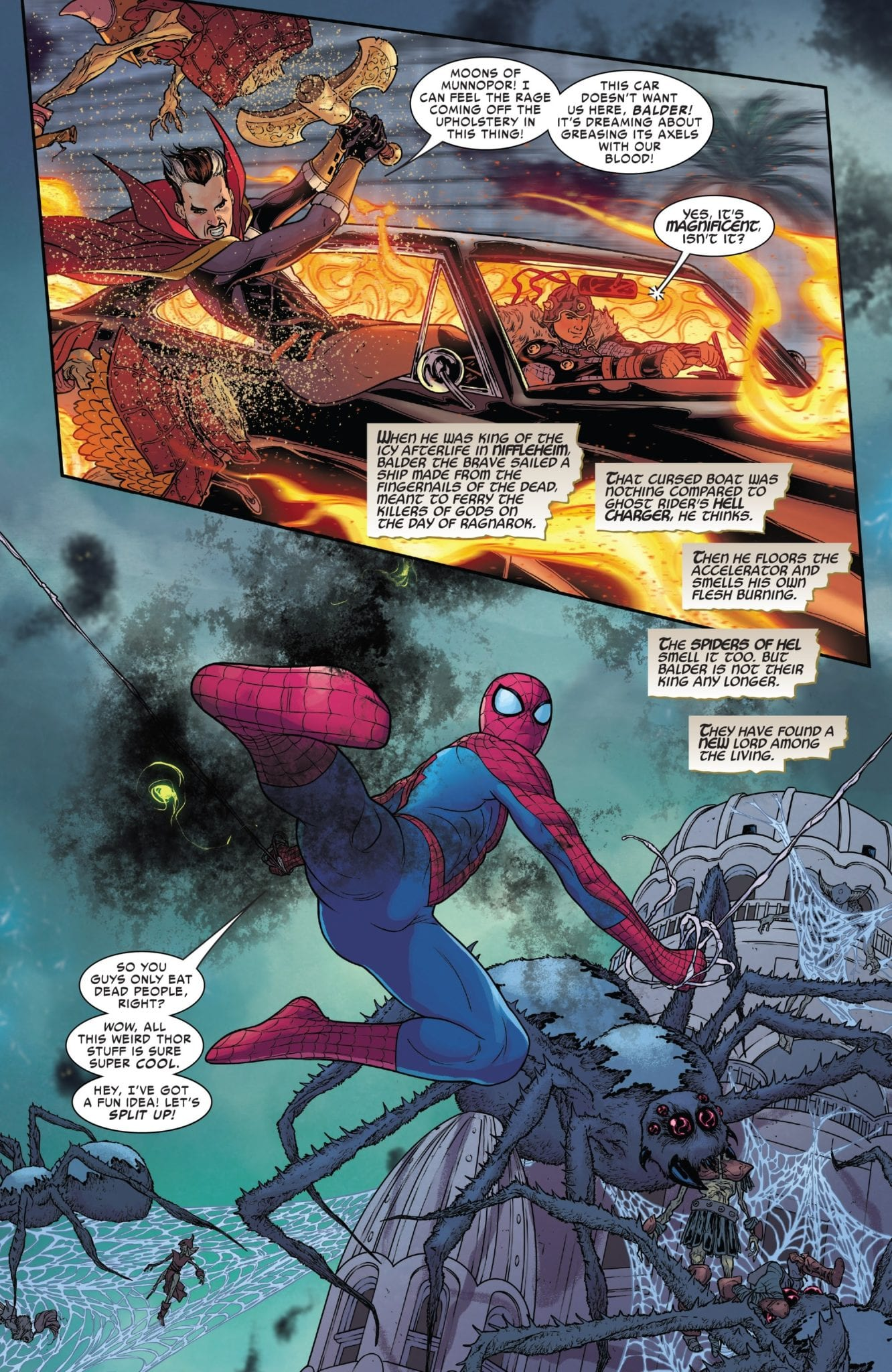 WAR OF THE REALMS #5 And Why This Event Is A Cut Above The Rest 1