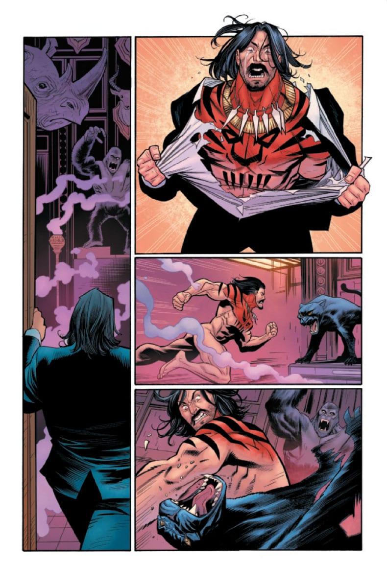 "AMAZING SPIDER-MAN #23 - ""The Beast"" Never Dies 2"