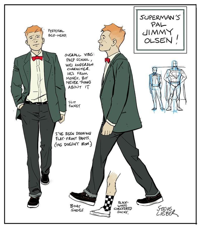 superman's pal jimmy olsen steve liever matt fraction dc comics