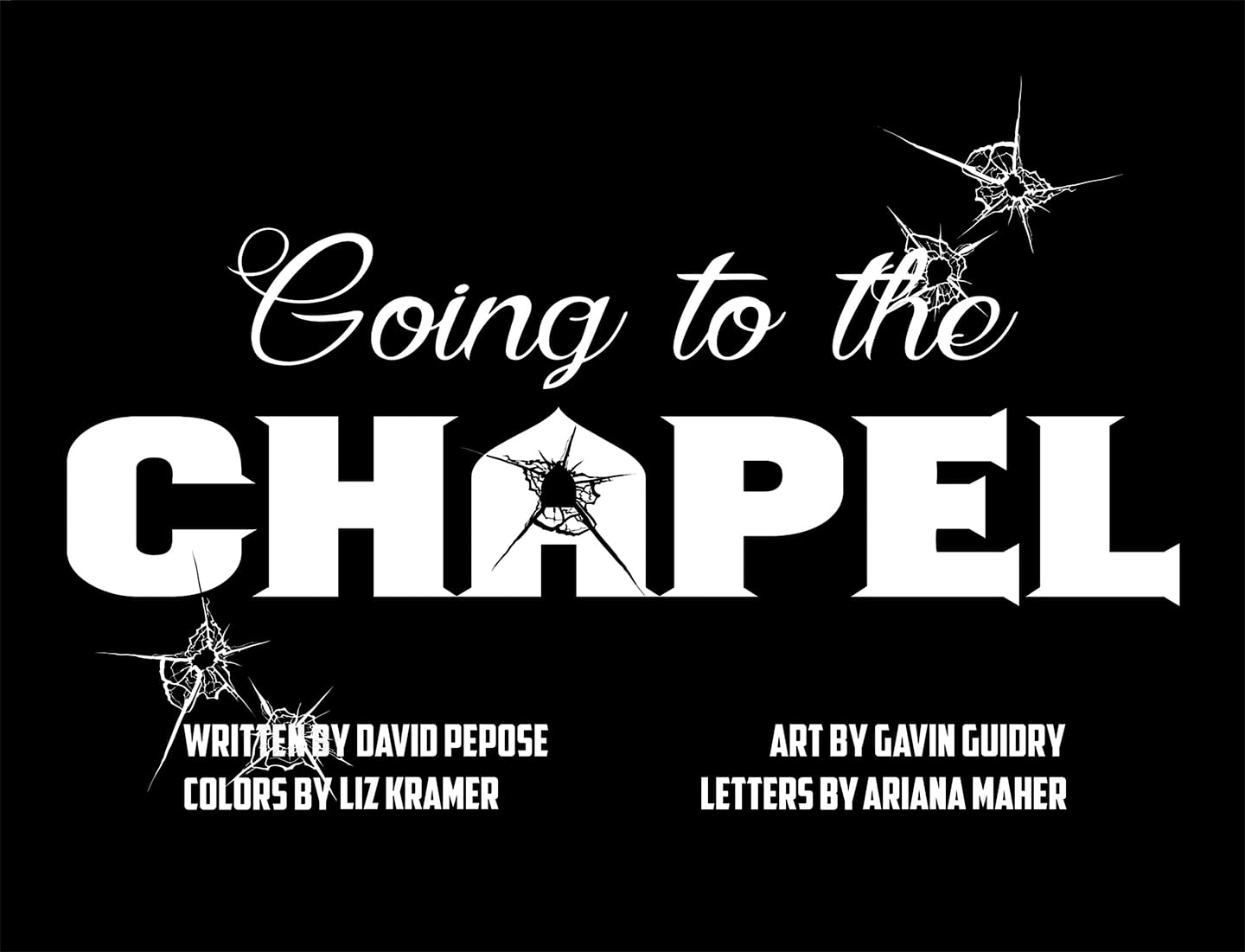 going to the chapel interview preview david pepose